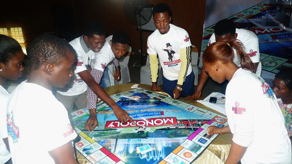 Monopoly Board Game, Monopoly City of Lagos Edition, University of Lagos Events, University of Lagos Activities, Nimi Akinkugbe, Board Games