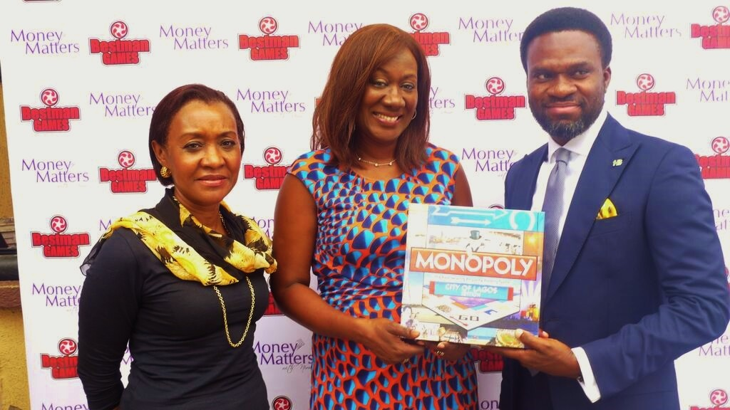 Bestman Games, Money Matters with Nimi, Financial Literacy, Ibiai Ani, Daisy Management, Heritge Bank, Real Estate, Monopoly Board Game, Lagos, Nigeria, Events