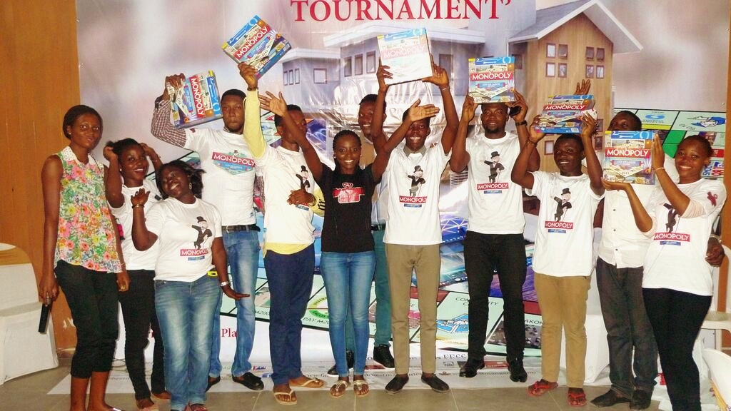 Monopoly Board Game, Bestman Games, Money matters with Nimi, Nimi Akinkugbe, Monopoly City of Lagos edition, University of Lago