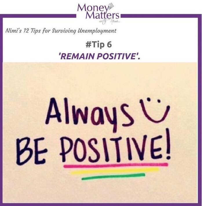 Remain Positive